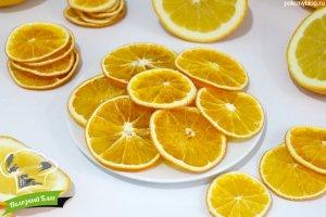Апельсиновые фрипсы | Готовые