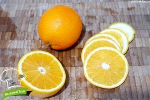 Апельсиновые фрипсы | Шаг 1