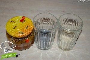 Халва из кунжута с маком | Ингредиенты