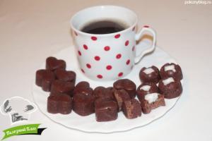 Конфеты из урбеча какао-бобов | Готовые