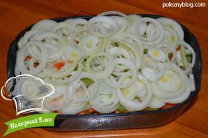 Курица с овощами в пароварке | Шаг 12