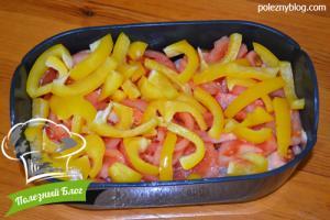 Курица с овощами в пароварке | Шаг 9