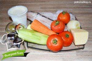 Лимонелла в духовке | Ингредиенты