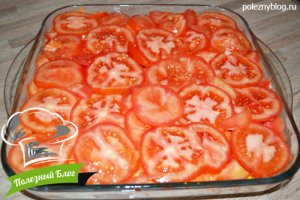 Лимонелла в духовке | Шаг 10