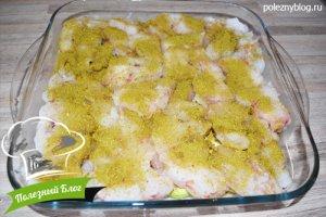 Лимонелла в духовке | Шаг 5