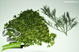 Салат из помидора, огурца и сельдерея - Шаг 4