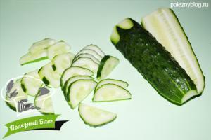 Салат из помидора, огурца и сельдерея - Шаг 2
