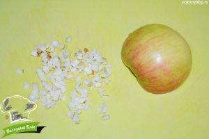 Соус «Сальса» из яблок | Шаг 1