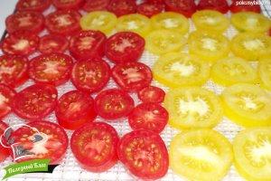 Сушёные и вяленные томаты | Шаг 2