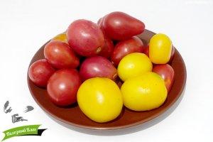 Сушёные и вяленные томаты | Ингредиенты