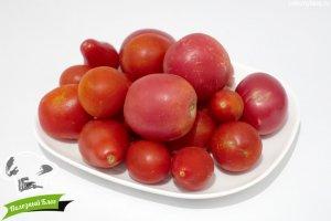 Пастила из томатов | Ингредиенты