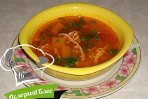 Тыквенный суп | готовый