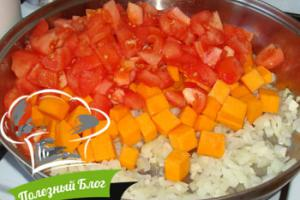Тыквенный суп | шаг 9