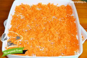Заготовка сушёной моркови | Шаг 3