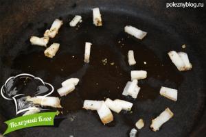 Зелёное яичное суфле со шпинатом и укропом | Шаг 3