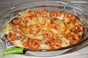 Зелёное яичное суфле со шпинатом и укропом | Шаг 16